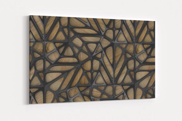 3 Boyutlu Dekoratif Kanvas Tablo
