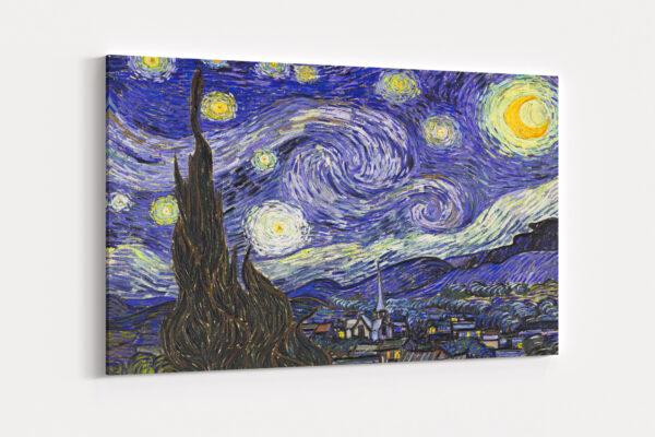 Vincent Van Gogh Starry Night 1889